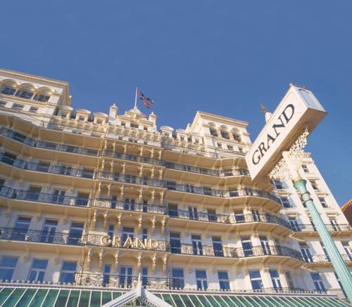 The Grand Hotel Brighton Hove Kings Road East Sussex Online Booking
