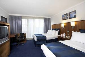 Picture of Double Room with Two Double Beds - Smoking
